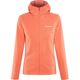 Columbia Heather Canyon Softshell Jacket Women Zing Heather